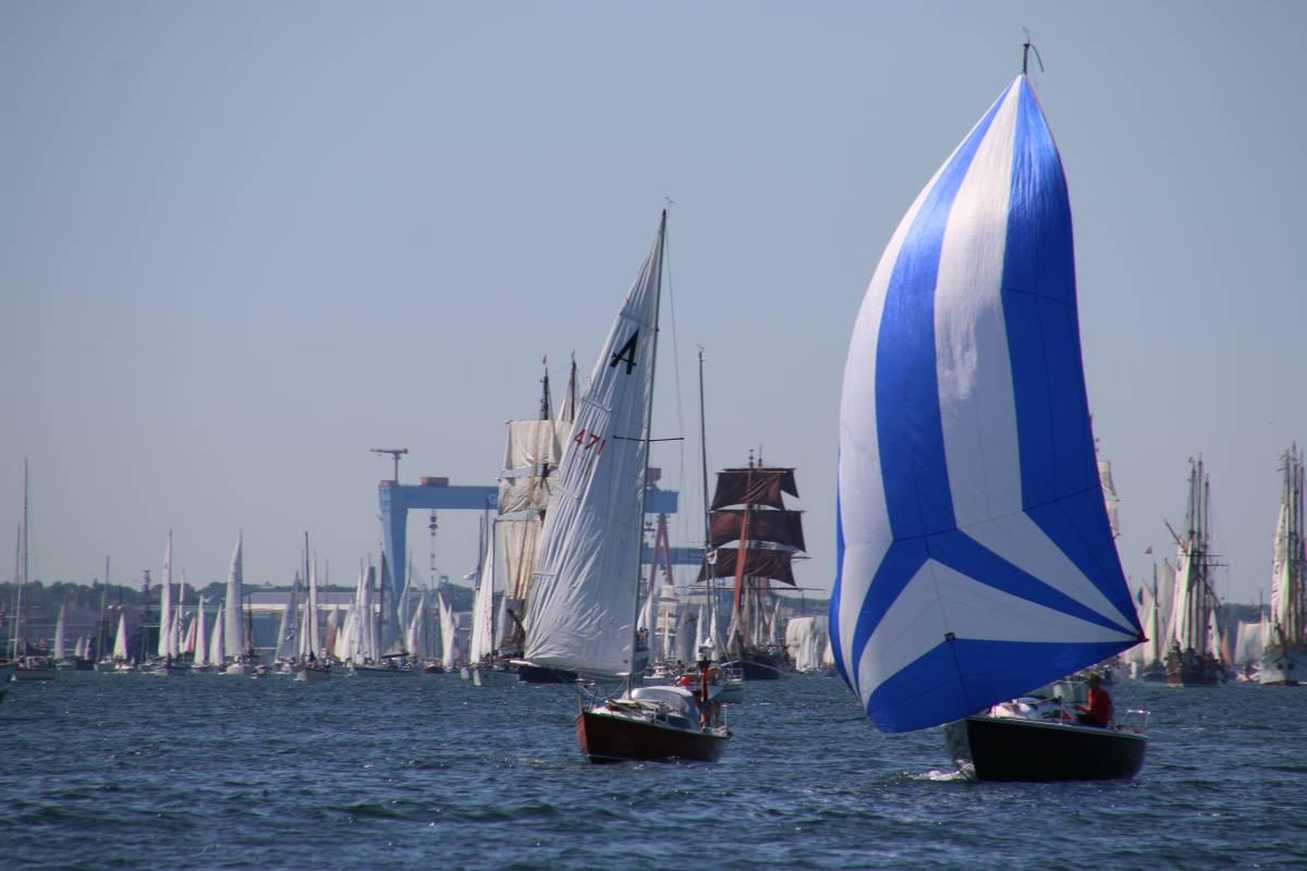 Windjammerparade Kiel 2019